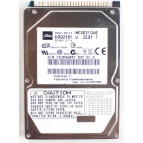 "Toshiba HDD2181 30GB 4200 RPM 2.5"" Ata Hard Drive"
