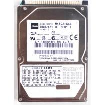 "Toshiba HDD2181 30GB 4200 RPM 2.5"" Ata Hard Drive"