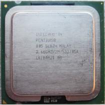 Intel Pentium D 805 SL8ZH 2.66/2M/533 Processor