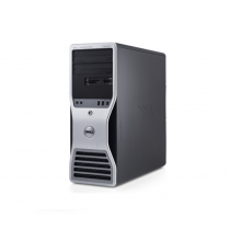 Dell Precision T5500 Refurbished Workstation 6 GB RAM 1 TB HDD Mini Tower Xeon Processor