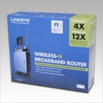 Linksys Wireless-N Broadband Router WRT300N