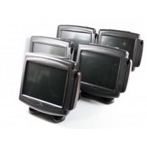 Radiant Systems P1220 Touch Screen Restaurant POS Terminal (Lot of 5)