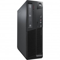 Refurbished Lenovo ThinkCentre M72e Desktop 500 GB HDD 8 GB RAM Intel Core i5 Small Form Factor Win 10 Pro