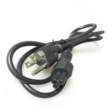 A/C 3-Prong Mickey Mouse Power Cord for Samsung Laptop Charger