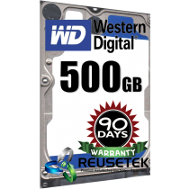 Western Digital WD5000AAKX-753CA1 500GB 7200RPM Sata Hard Drive