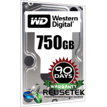 "Western Digital WD7502ABYS-02A6B0 750GB 7200RPM 3.5"" Sata Hard Drive"