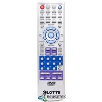 Lotte KM-228 DVD Remote Control