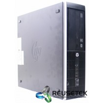 HP Compaq Elite 8300 SFF Desktop PC  - i5 @ 3.2GHz / 4 GB / 500 GB