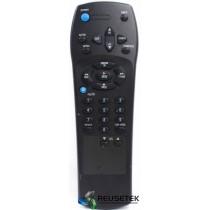Zenith SC411P VCR Remote Control
