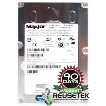 "Maxtor 8D147J004495F P/N: 0FC271 F/W: JNZM 146GB 3.5"" SCSI Hard Drive"