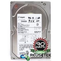 "Seagate ST3146807LC F/W: DS09 P/N: 9V2006-050 146GB 3.5"" SCSI Hard Drive"