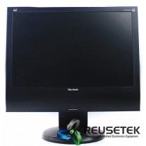 "ViewSonic VS11425 20"" Widescreen LCD Monitor"
