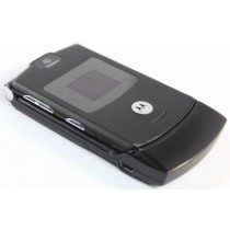 Cingular Motorola RAZR V3 Cell Phone (Black)