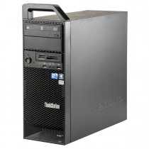 Refurbished Lenovo ThinkStation S20 Workstation 1TB HDD 12GB RAM Xeon W3550 Windows 10 Professional Tower