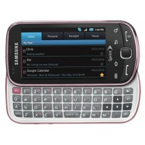 Sprint Samsung Intercept SPH-M910 Android Cell Phone Pink