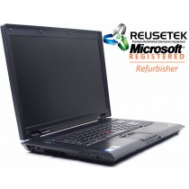 "Lenovo ThinkPad SL500 15.4"" Notebook Laptop (Bad Battery)"