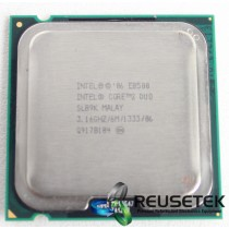 Intel Core 2 Duo E8500 SLB9K 3.16GHz Processor