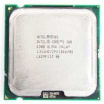 Intel Core 2 Duo E6300 SL9SA 1.86Ghz Processor