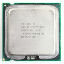 Intel Core 2 Duo 6300 SLA5E Processor