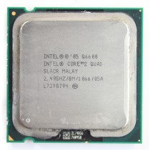 Intel Core 2 Quad Q6600 SLACR Processor