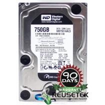 """Western Digital WD7501AALS-00J7B0 DCM: HARNHV2CA 750GB 3.5"""" Sata Hard Drive"""