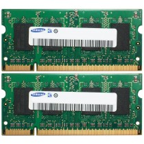 Samsung M471B2873GB0-CH9 2GB (1GBx2) Kit PC3-10600 DDR3-1333 Laptop Memory Ram