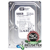 "Western Digital WD5000AAKS-00V1A0 500GB 7200RPM 3.5"" Sata Hard Drive"