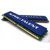 Super Talent T800UX2GC4 2GB Kit (2x1GB) PC2-6400 DDR 800MHz Desktop Memory Ram