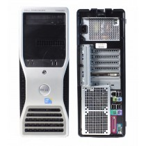 Dell Precision T3500 Tower Computer Workstation Intel Xeon W3565 8 GB 1 TB Windows 10 Pro