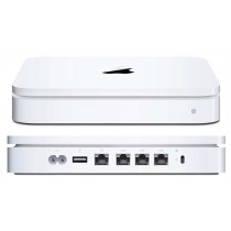 Apple A1254 Time Capsule Wireless Router and 500GB External Hard Drive