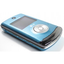 LG VX8560B Light Blue Cell Phone