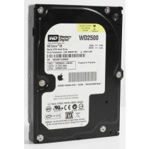 """Western Digital WD2500-40MVB1 250GB 7200 RPM Apple 3.5"""" Sata Hard Drive"""