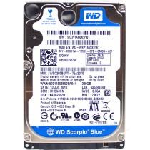 """Western Digital WD3200BEVT-75A23T0 DCM: HHBVJHN 320GB 2.5"""" Laptop Sata Hard Drive"""