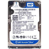 """Western Digital WD3200BPVT-75ZEST0 320GB 5400 RPM Sata 2.5"""" Hard Drive"""