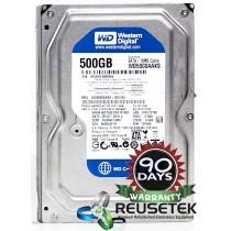 "Western Digital WD5000AAKS-00V1A0 DCM: HGRNHTJMH 500GB 3.5"" Sata Hard Drive"