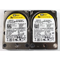 Western Digital WD800HLFS 80GB 10K Velociraptor Sata Hard Drive- Lot of 2