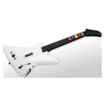 Guitar Hero Xbox 360 X-Plorer Controller by RedOctane (White) - Wired