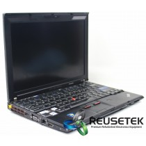 "Lenovo X201 Type 3249-EPU 12.1"" Notebook Laptop (No Battery)"