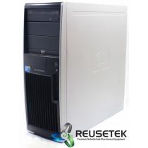 HP xw4600 Workstation Desktop PC